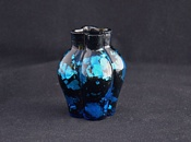 Sowerby Blue Nugget Glass