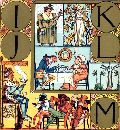 Sowerby Nursery Rhyme pattern 1232 - Old King Cole